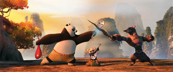 Kung Fu Panda 2 Photo 1 - Large