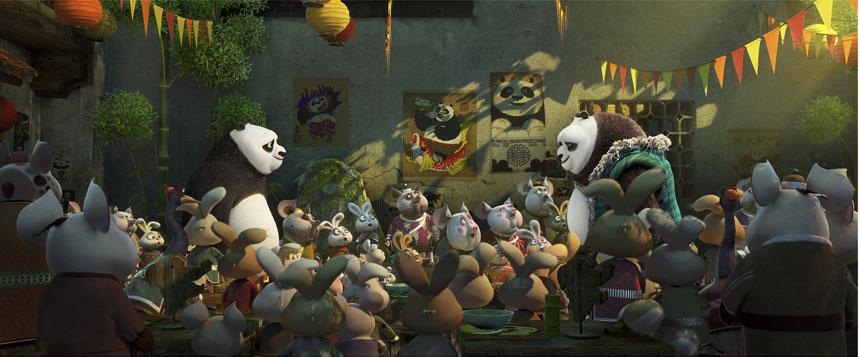Kung Fu Panda 3 Photo 4 - Large
