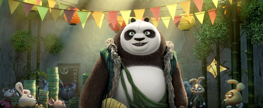 Kung Fu Panda 3 Photo 1 - Large