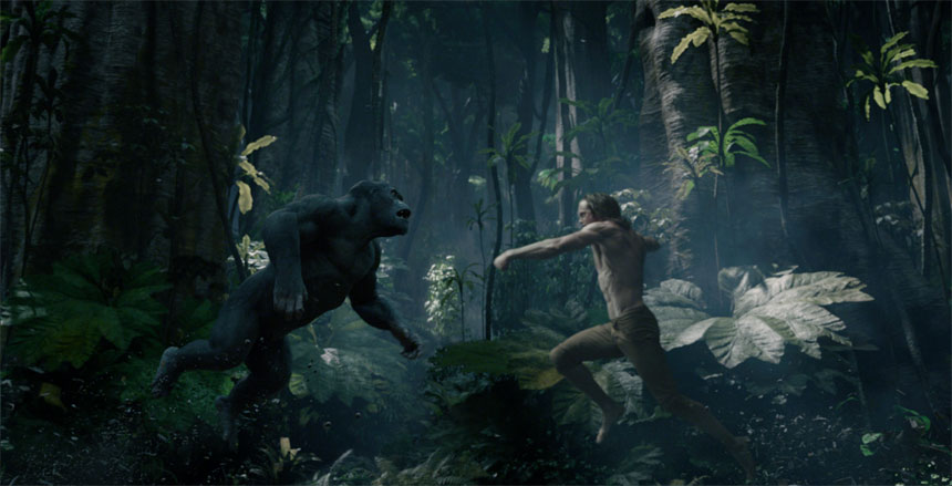 The Legend of Tarzan Photo 4 - Large