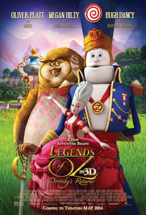 Legends of Oz: Dorothy's Return Photo 3 - Large