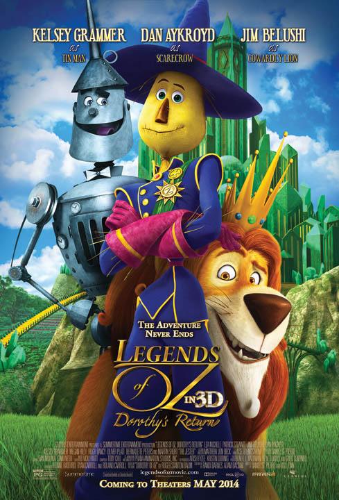 Legends of Oz: Dorothy's Return Photo 5 - Large