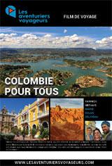 Les Aventuriers Voyageurs - Colombie Poster
