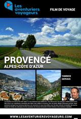 Les Aventuriers Voyageurs - Provence-Alpes-Côte d'Azur Poster