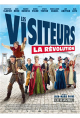 The Visitors: Bastille Day Movie Poster