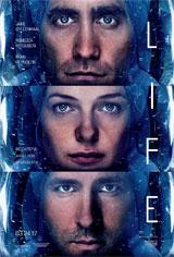 Life (2017) Movie Poster