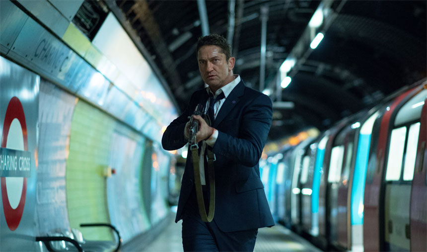 London Has Fallen Photo 1 - Large