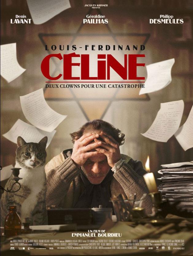Louis-Ferdinand Celine Large Poster