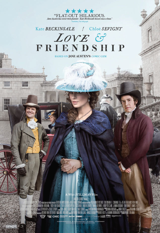 Love & Friendship Large Poster