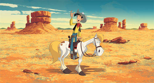 Go West: A Lucky Luke Adventure Photo 2 - Large
