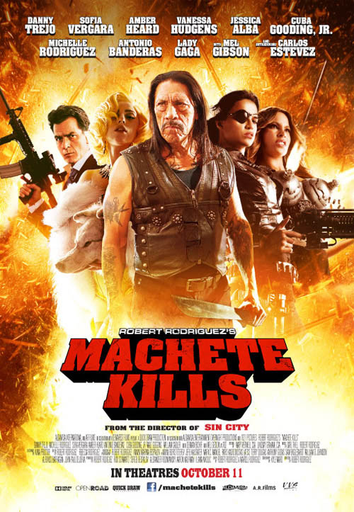 Machete Kills Photo 8 - Large