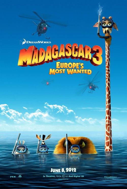 Madagascar 3: Europe's Most Wanted Photo 30 - Large