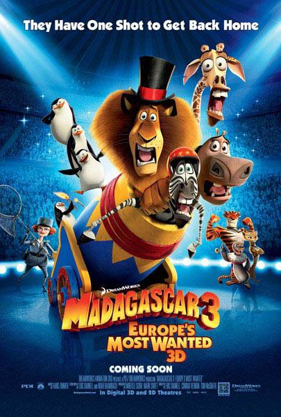 Madagascar 3: Europe's Most Wanted Photo 28 - Large