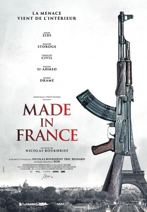 Made in France Large Poster