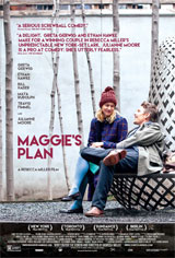 Maggie's Plan Movie Poster
