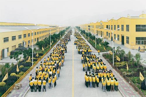 Cankun Factory, Zhangzhou, Fujian Province, China - Large