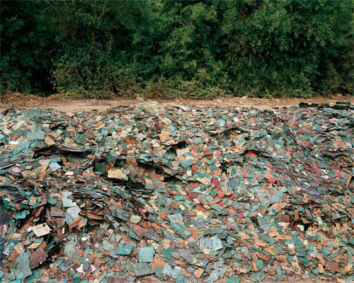 Circuit Boards for recycling in Guiyu, Guangdong Province, China - Large