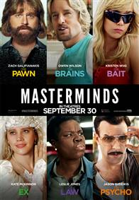 Masterminds Photo 9