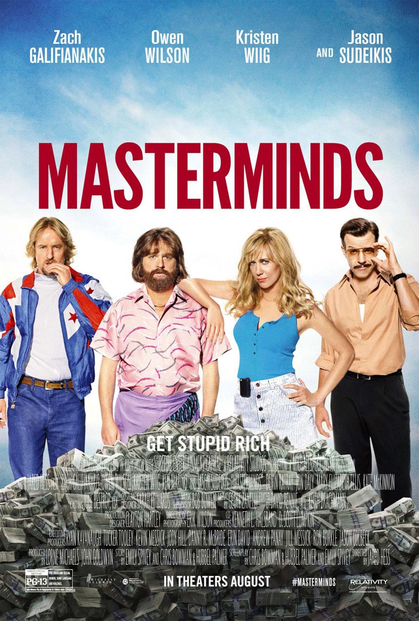 Masterminds Photo 10 - Large