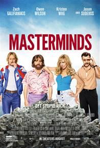 Masterminds Photo 10
