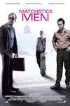 Matchstick Men Movie Poster
