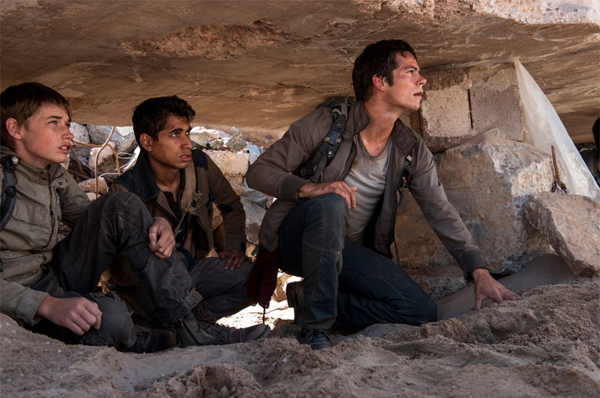 Maze Runner: The Scorch Trials Photo 4 - Large
