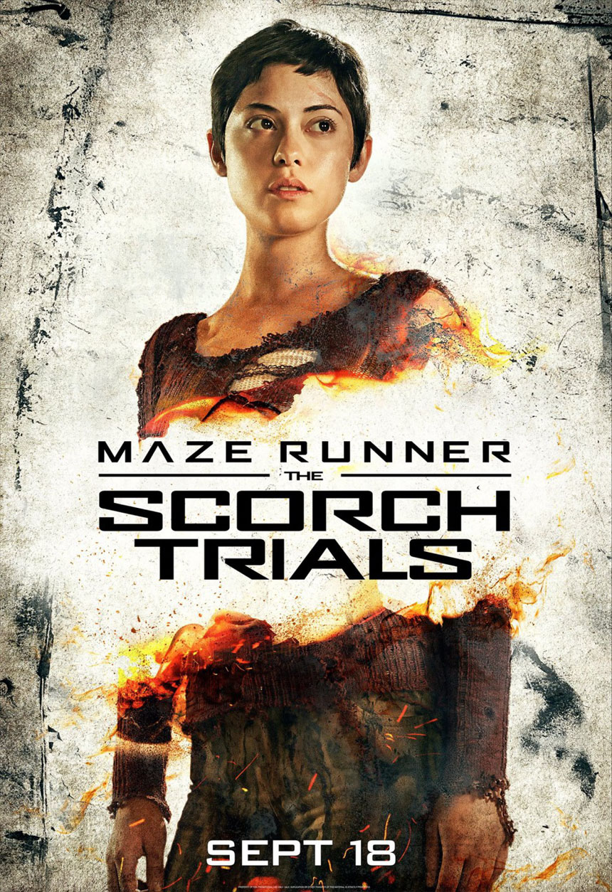 Maze Runner: The Scorch Trials Photo 10 - Large