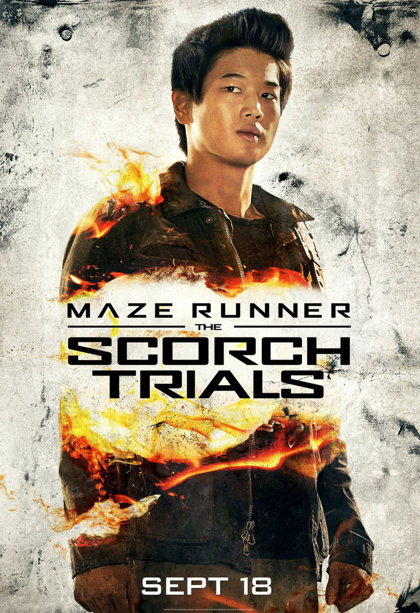 Maze Runner: The Scorch Trials Photo 11 - Large