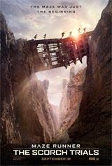 Maze Runner: The Scorch Trials trailer
