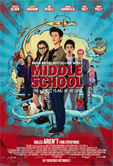 Middle School: The Worst Years of My Life Movie Poster