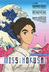 Miss Hokusai (Subtitled) Movie Poster