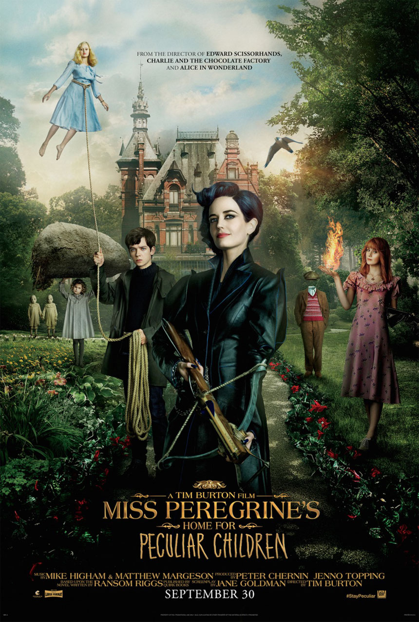 Miss Peregrine's Home for Peculiar Children Photo 23 - Large