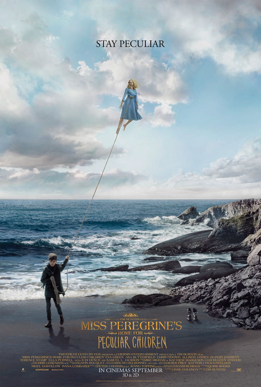 Miss Peregrine's Home for Peculiar Children Photo 24 - Large