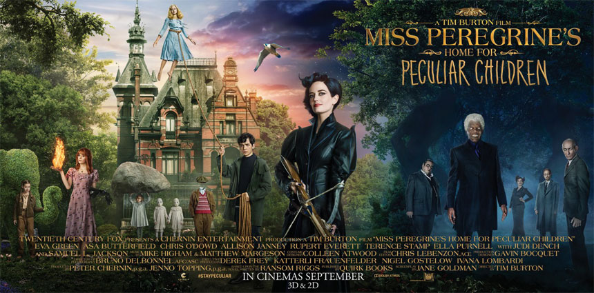 Miss Peregrine's Home for Peculiar Children Photo 1 - Large