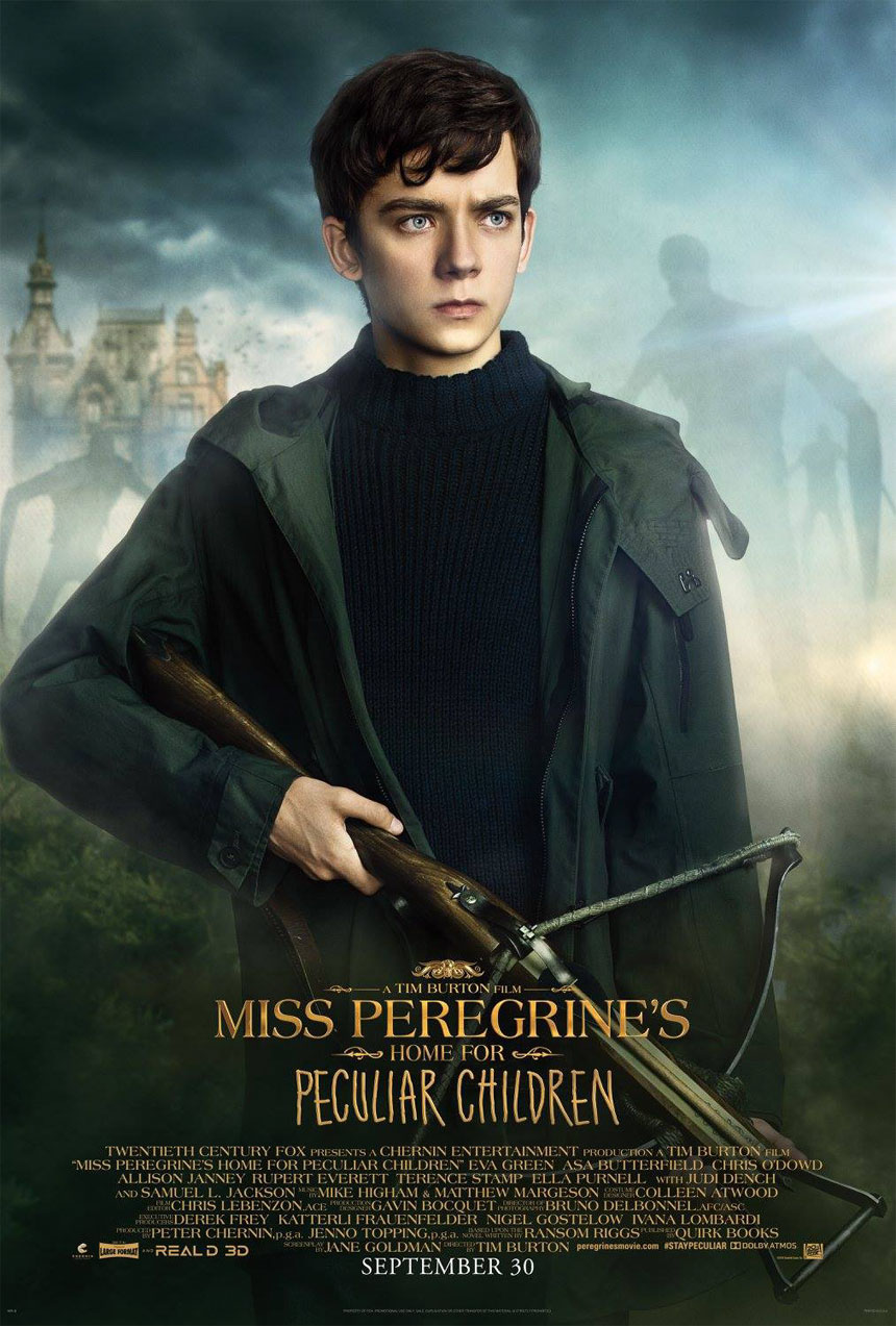 Miss Peregrine's Home for Peculiar Children Photo 17 - Large
