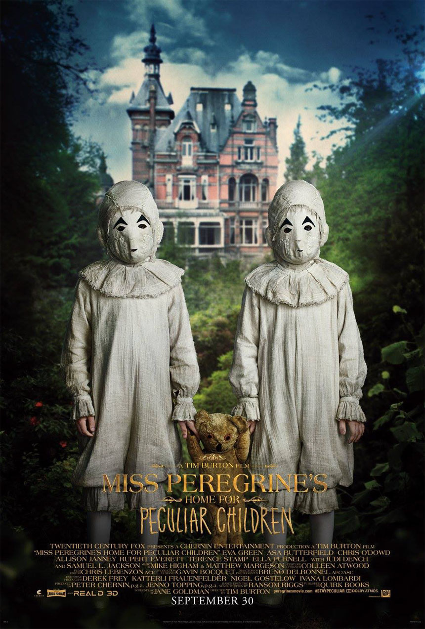 Miss Peregrine's Home for Peculiar Children Photo 21 - Large