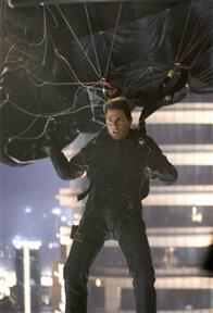"""Ethan Hunt (Tom Cruise, pictured) faces his most personal mission yet in """"Mission: Impossible III."""""""