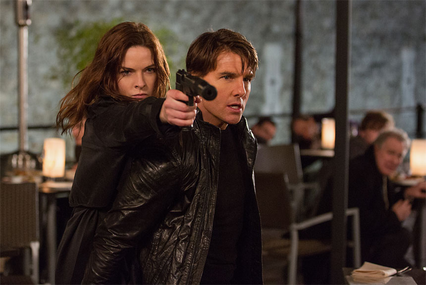 Mission: Impossible - Rogue Nation Photo 16 - Large