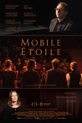 Mobile étoile Large Poster