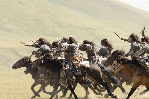 Mongol Photo 7 - Large
