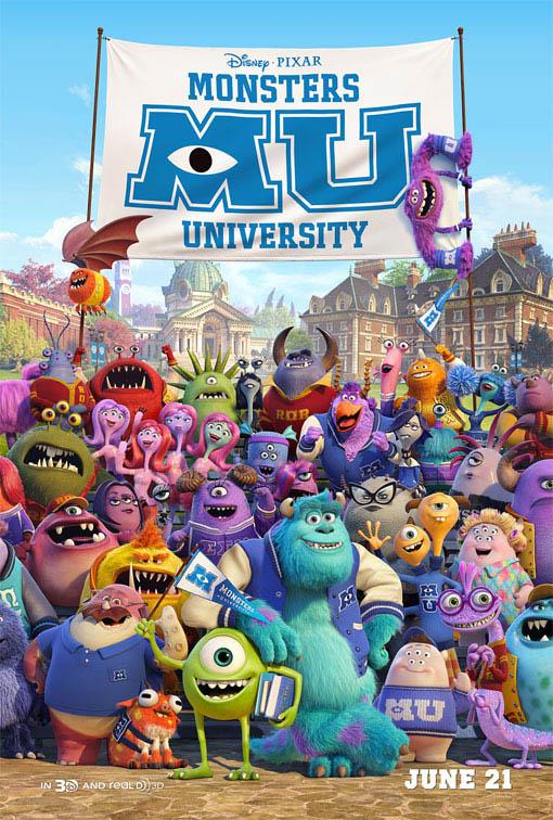 Monsters University  Photo 43 - Large