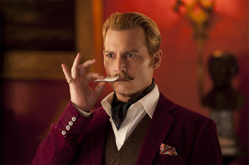 Mortdecai Photo 3 - Large