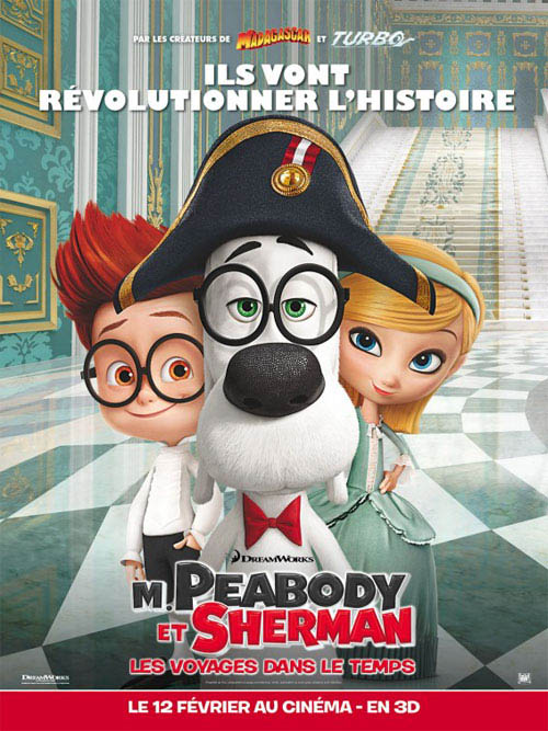 Mr. Peabody & Sherman Photo 9 - Large