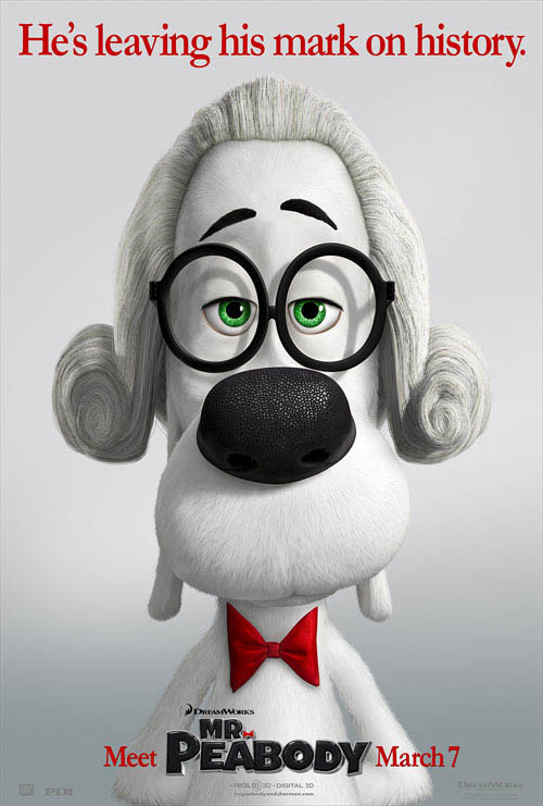 Mr. Peabody & Sherman Photo 18 - Large