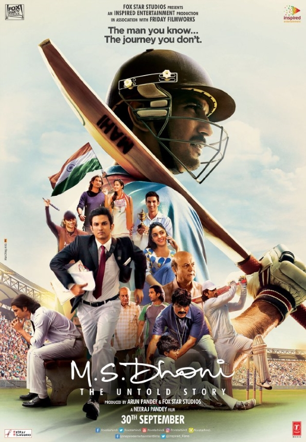 M.S. Dhoni: The Untold Story Photo 1 - Large