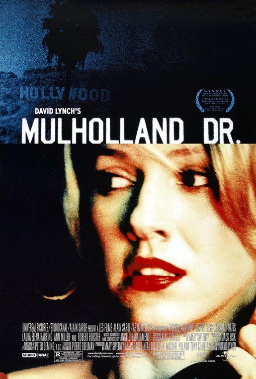 Mulholland Dr. Large Poster