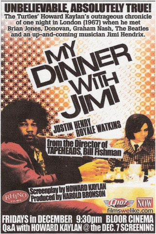 My Dinner With Jimi Photo 3 - Large