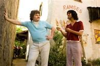 "In ""Nacho Libre"" Jack Black (left) stars as Ignacio (friends call him Nacho) a cook by day in a Mexican orphanage, who, with his partner, Esqueleto (Héctor Jiménez, right), moonlights as a Lucha Libre wrestler to raise money for the orphans."