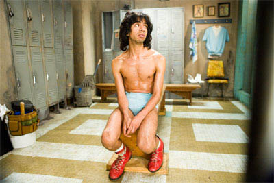 """Héctor Jiménez (pictured) plays Esqueleto, Nacho's Lucha Libre wrestling partner, in  """"Nacho Libre,"""" a comedy from the creators of """"Napoleon Dynamite"""" and the writer of """"The School of Rock."""" - Large"""