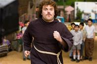"Jack Black (pictured) stars as Ignacio (friends call him Nacho), a cook by day in a Mexican orphanage, who moonlights as a Lucha Libre wrestler to raise money for the orphans in   ""Nacho Libre"", a comedy from the creators of  ""Napoleon Dynamite"" and the writer of ""The School of Rock."""